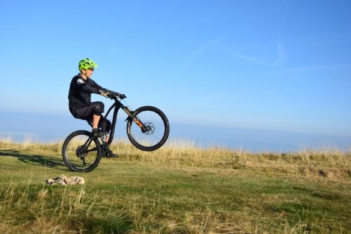 Belchenradler Fahrtechnik