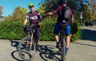Belchenradler Fahrtechniktraining