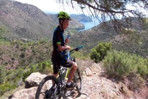Meerblick Biketour MTB-Camp in Spanien