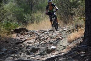 Biketour im Park natural