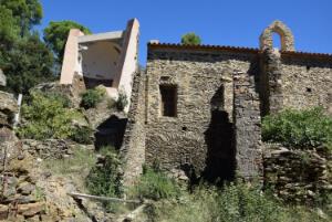 Verlassenes Kloster