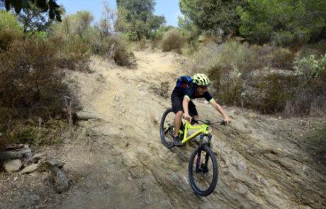 MTB Urlaub & Fahrtechnik in Spanien
