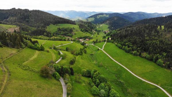 Belchenradlertour im Schwarzwald