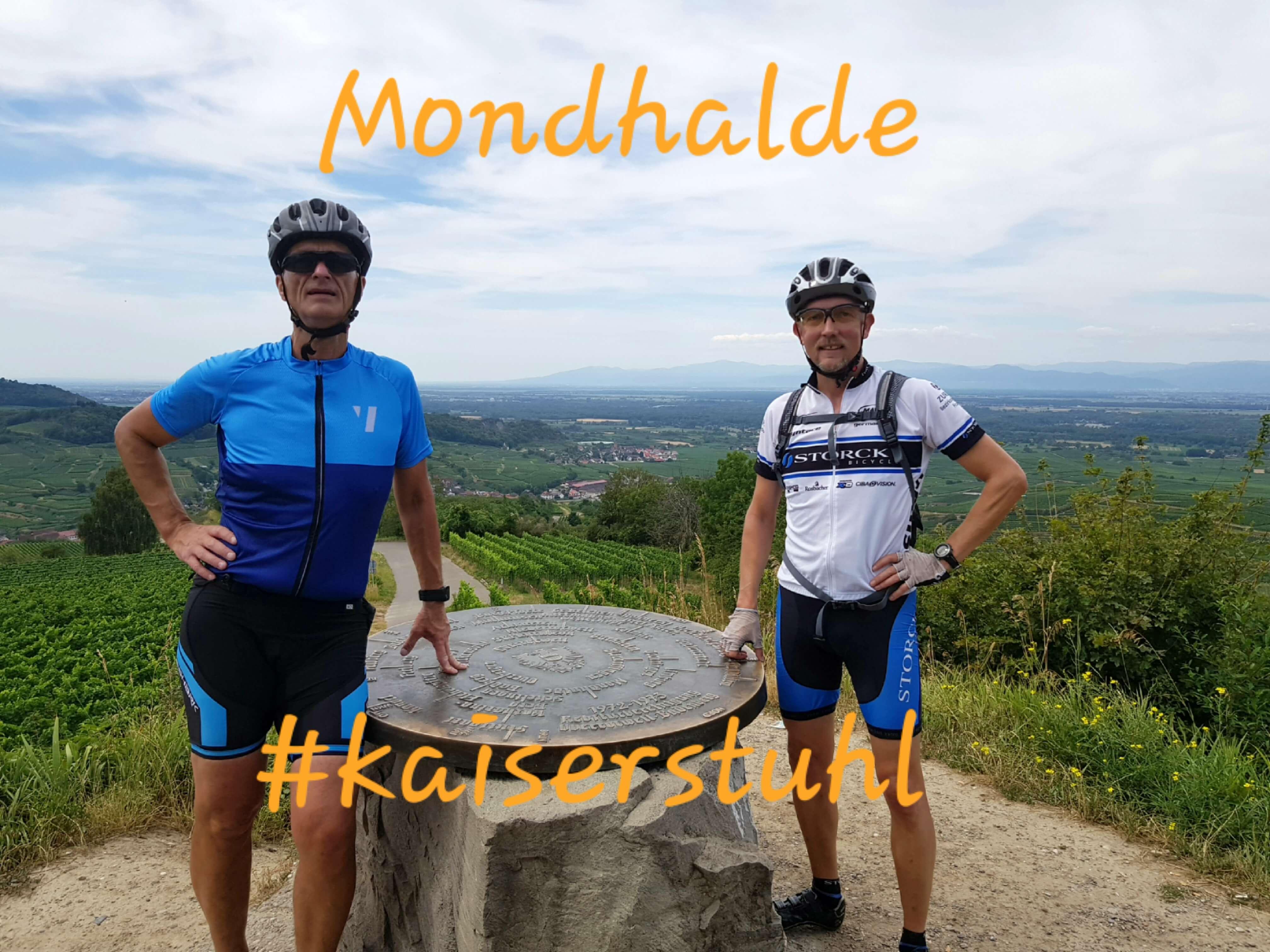 Kaiserstuhl Highlights mit Belchenradler