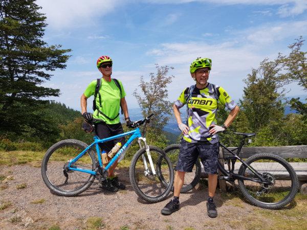 MTB-Wunschtour mit Belchenradler