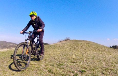 MTB Tour mit Belchenradler im Kaiserstuhl