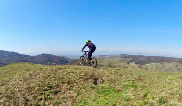 Mountainbike-Touren mit Belchenradler im Kaiserstuhl
