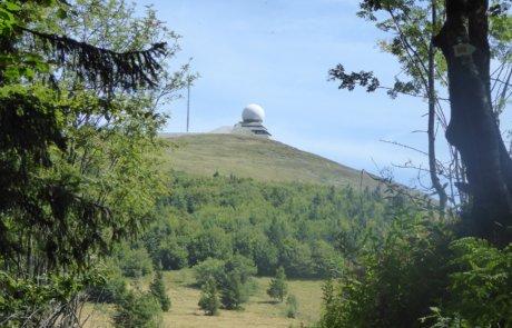 Höchster Berg der Vogesen