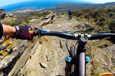 Trails am Cap de Creus