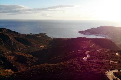 Küstenstraße am Cap de Creus