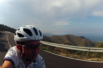 Unterwegs mit Belchenradler beim Rennrad camp in Katalonien