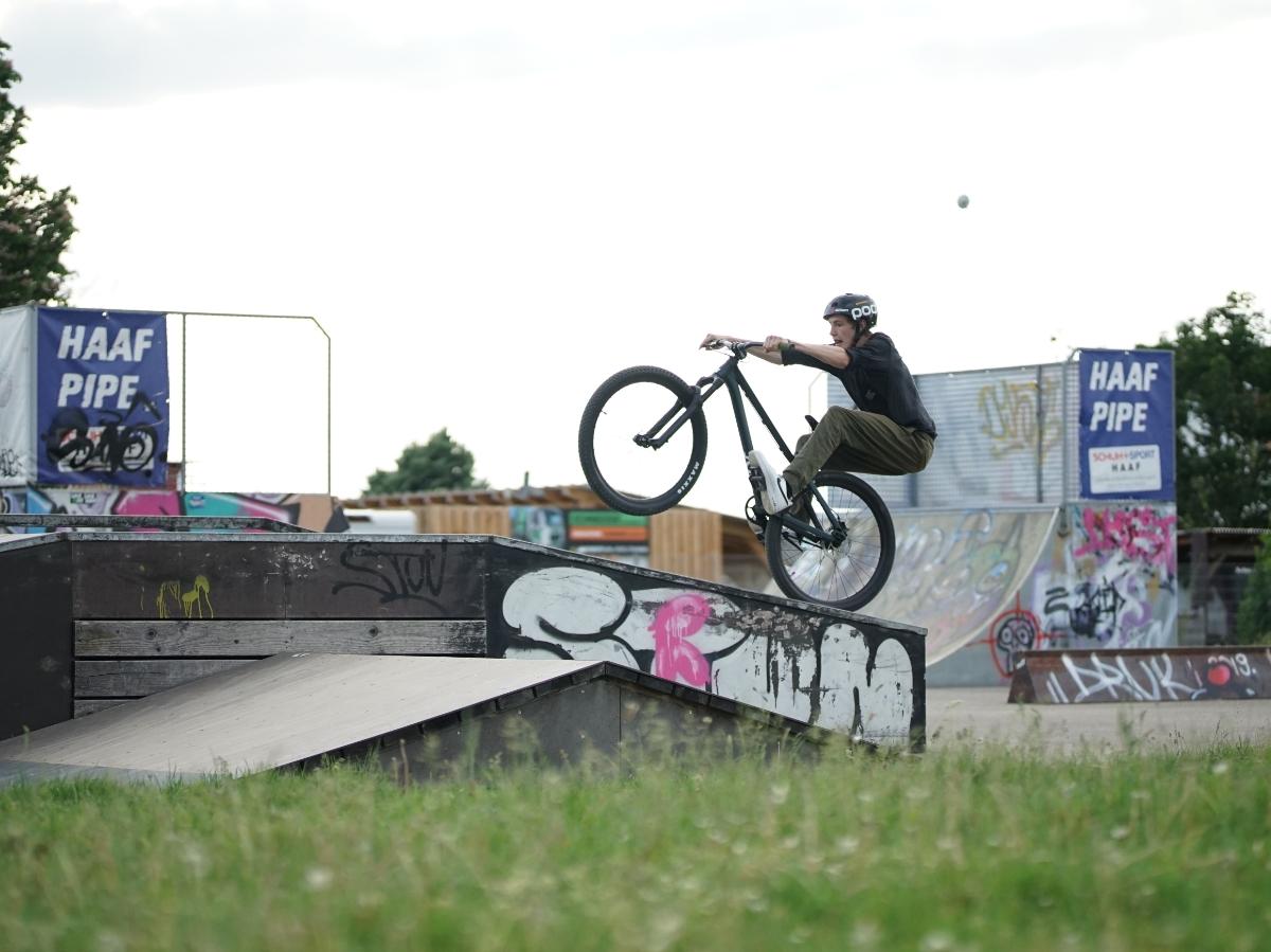 Finn Maager Trial Skills