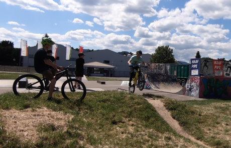 Skatepark Staufen m Breisgau