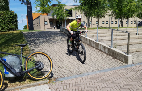 E-Personal Training mit Belchenradler
