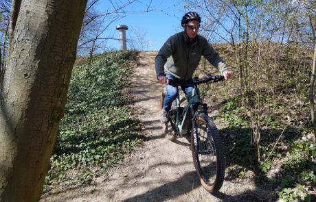 Die richtige Fahrtechnik lernen mit Belchenradler
