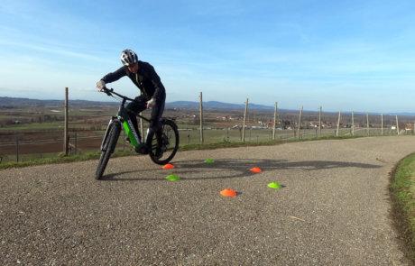 Testfahrt mit dem Corratec E-Trekking Bike
