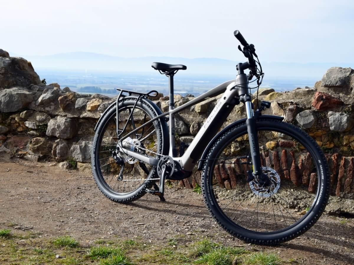 Focus E-Trekking Bike